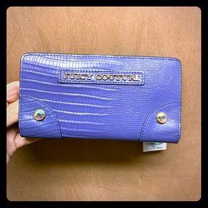 Juicy couture bifold wallet
